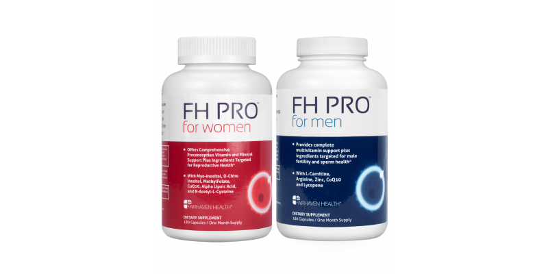 FH Pro капс. за жени/  за мъже